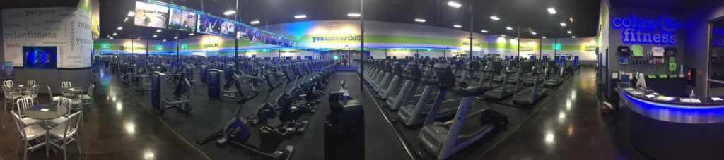 Arlington TX gyms