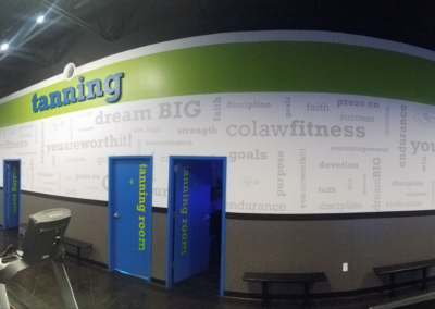Colaw Fitness Tanning Rooms