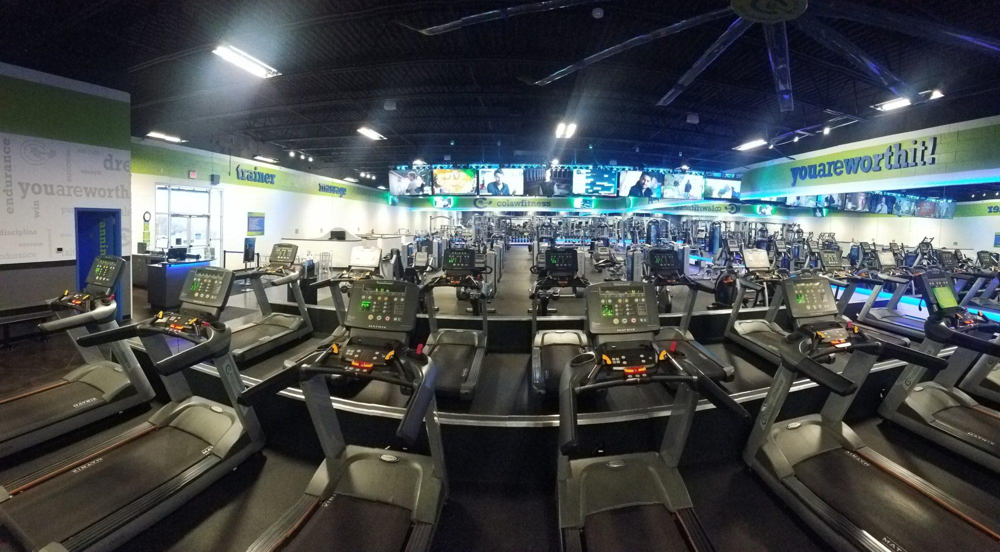 Top 10 gyms Joplin