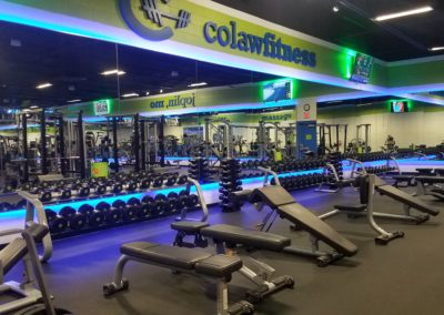 Colaw Fitness Free Weights