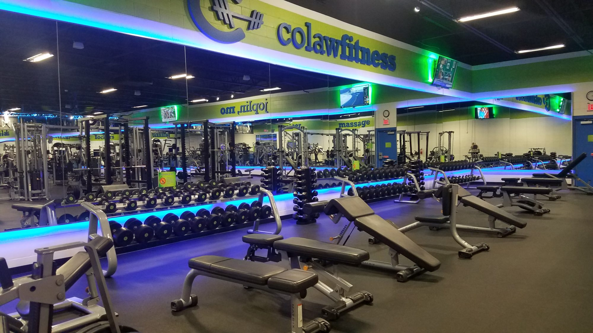 best place to workout in Joplin