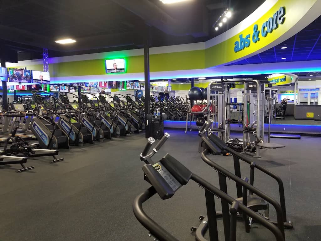 Gym Fitness OKC
