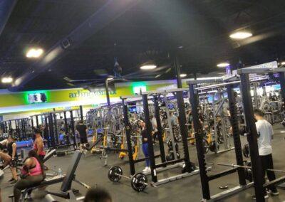 Arlington Gyms 5 10.5