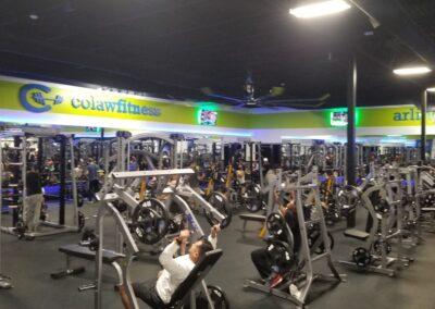 Arlington TX Gyms 1 1.2021