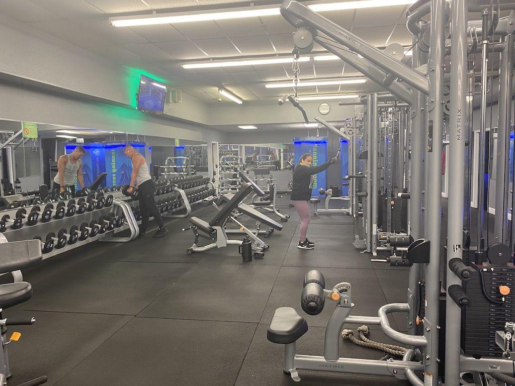 Bartlesville Gyms 6 28