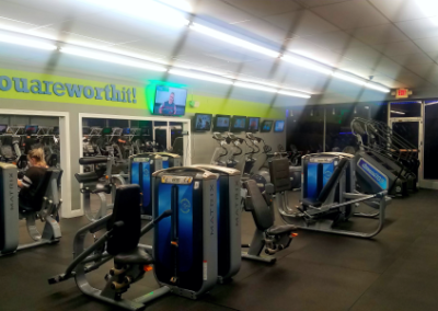 Bartlesville Gym Colaw Fitness 2