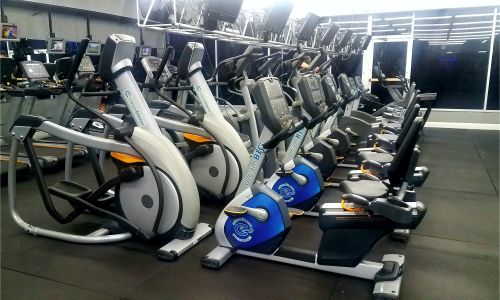 Bartlesville Gym Colaw Fitness Bikes