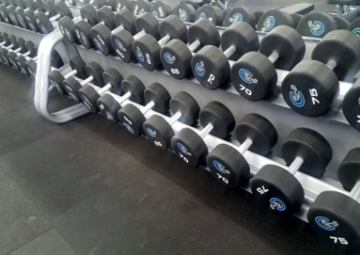 Bartlesville Gym Colaw Fitness Dumbbell
