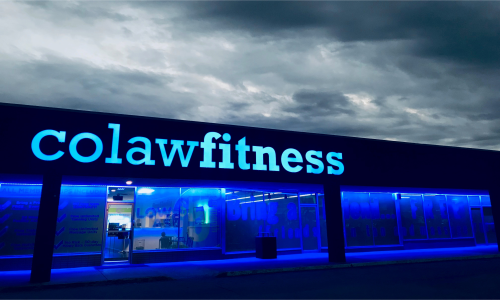 Bartlesville Gym Colaw Fitness Outside 1
