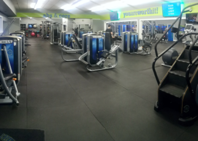 Bartlesville Gym Colaw Fitness Room 2