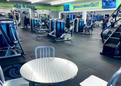 Bartlesville Gym Colaw Fitness Room 2.2