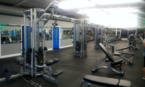 Bartlesville Gym Colaw Fitness Room 3
