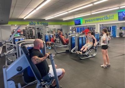 Bartlesville Gyms 1