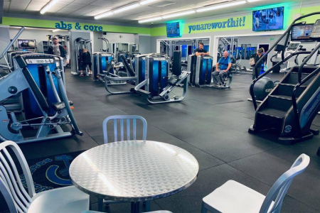 Colaw Fitness Bartlesville 5Equipment