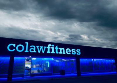 Colaw Fitness Bartlesville Outside