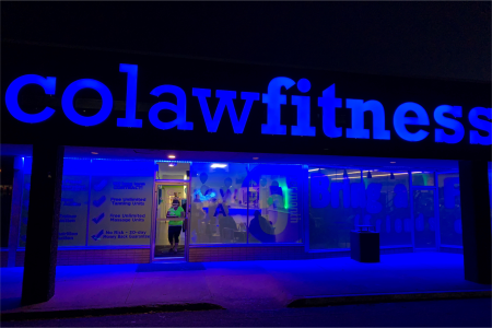 Colaw Fitness Bartlesville UOutside 2