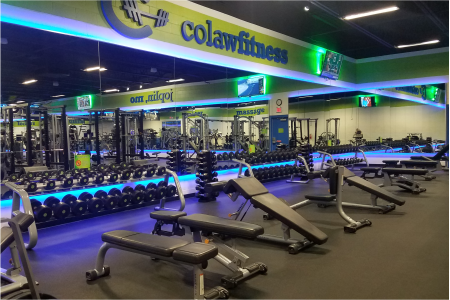 Colaw Fitness Joplin Free Weights