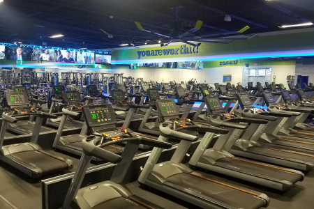 Cheapest gym in Oklahoma City