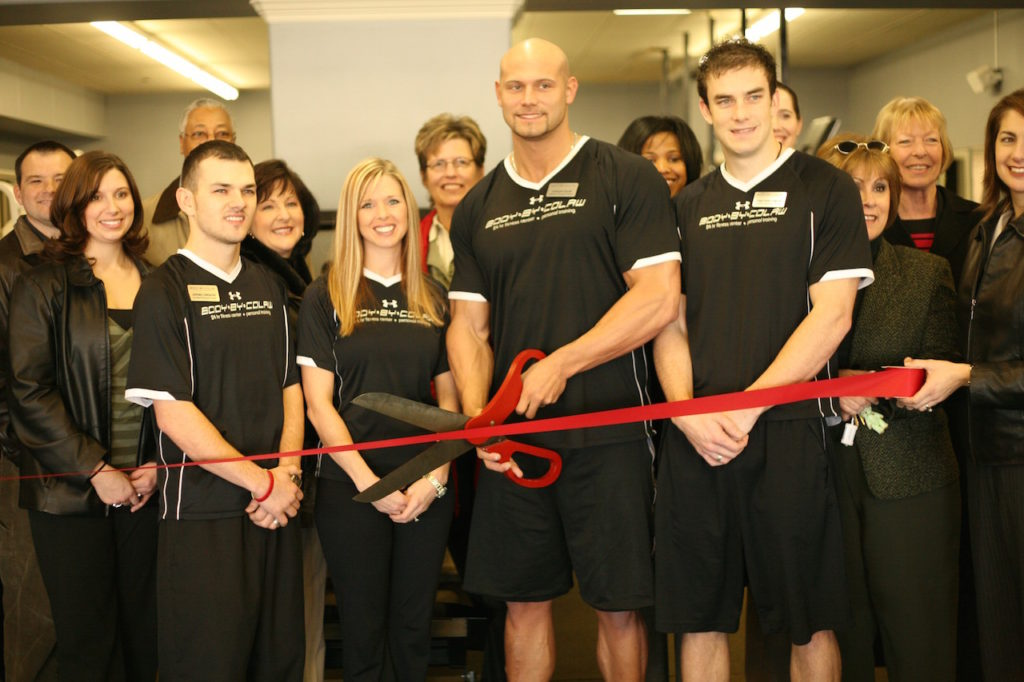 Colaw Fitness Ribbon Cutting