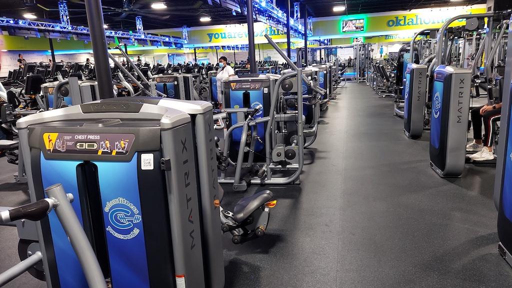 Fitness OKC