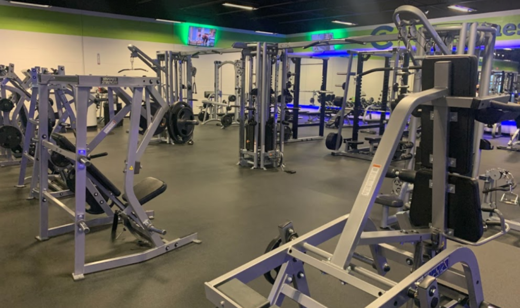 Arlington TX Fitness Center