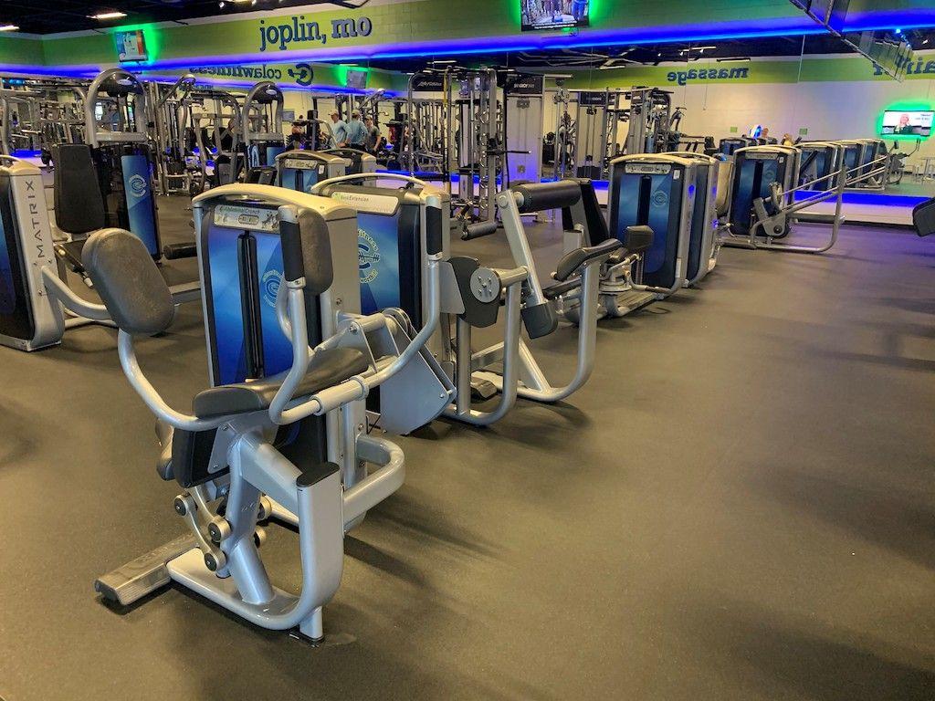 Joplin Gyms