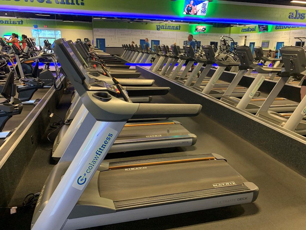 The best fitness center in OKC