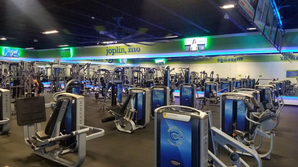 Fitness Centers in Joplin