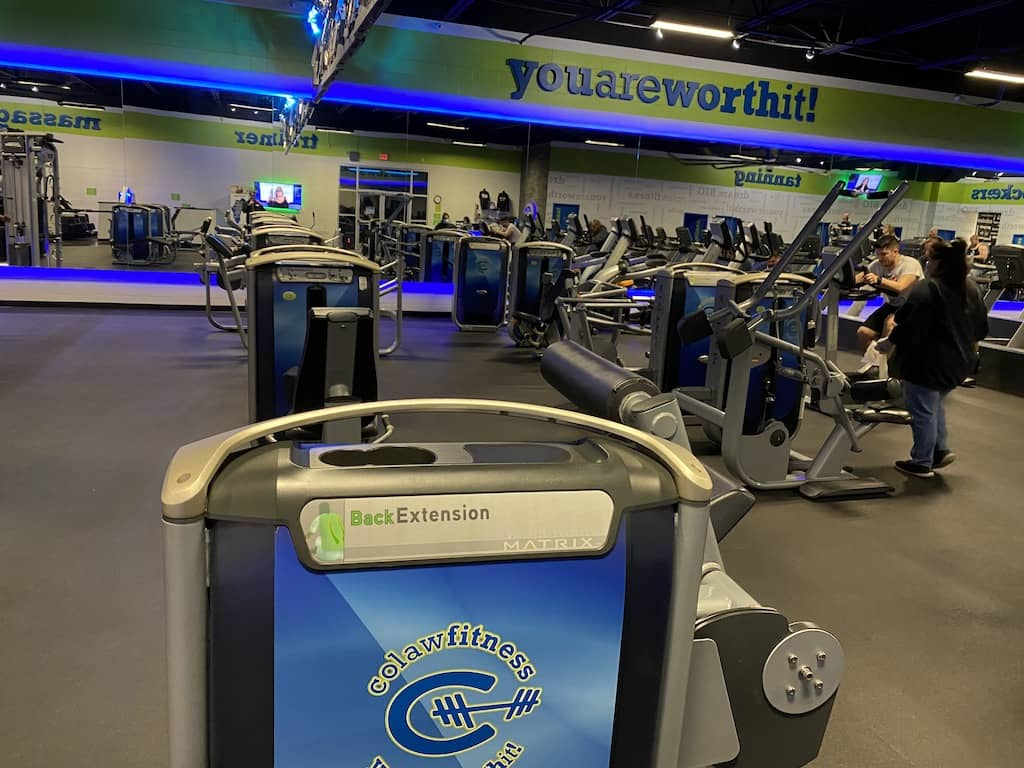 Best Gym Arlington TX