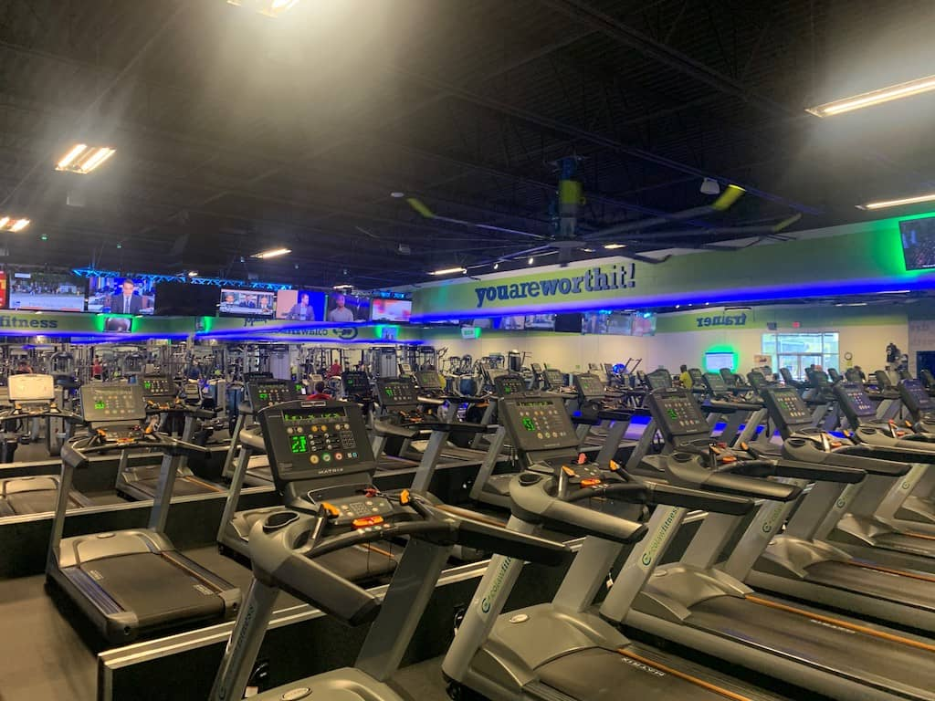 Best place to work out in OKC