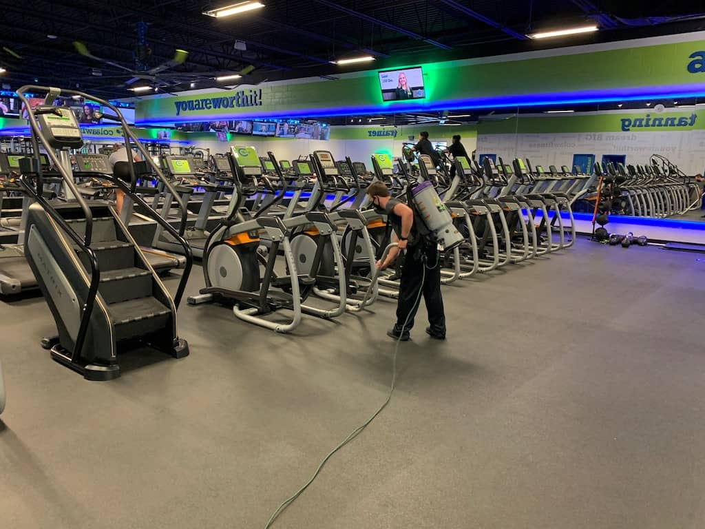 Fitness Centers in OKC