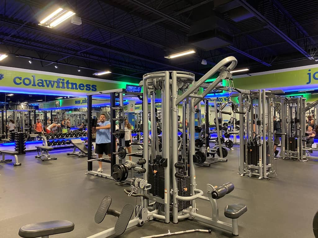 What is the best fitness center OKC?