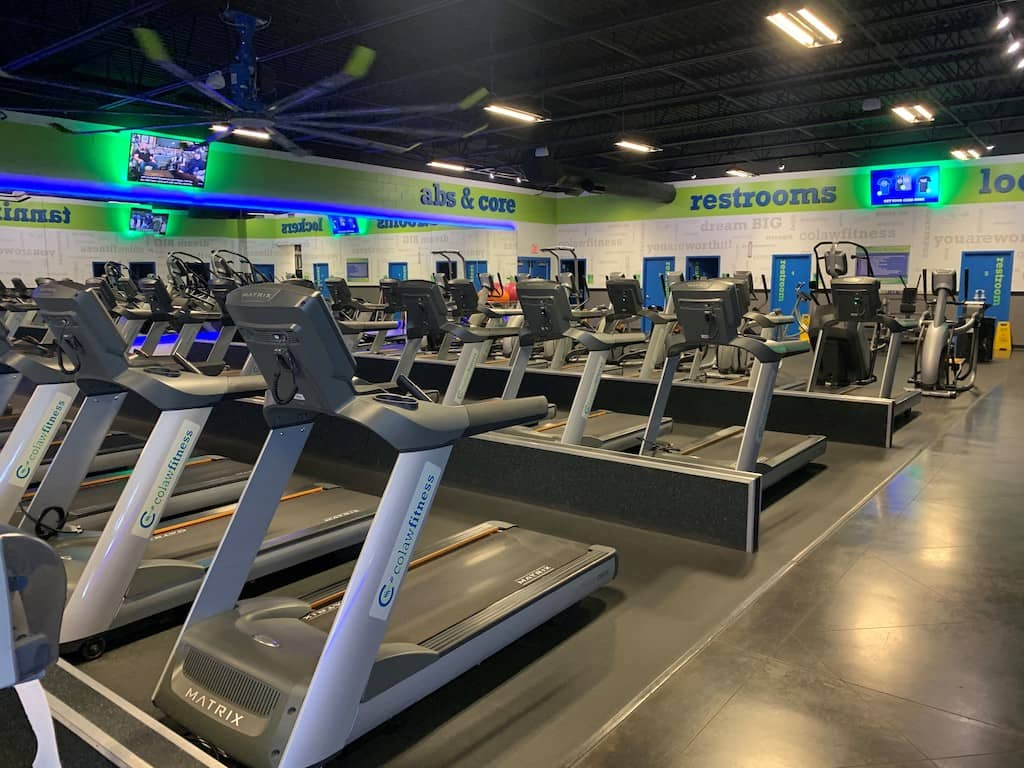 Fitness Centers in Oklahoma City