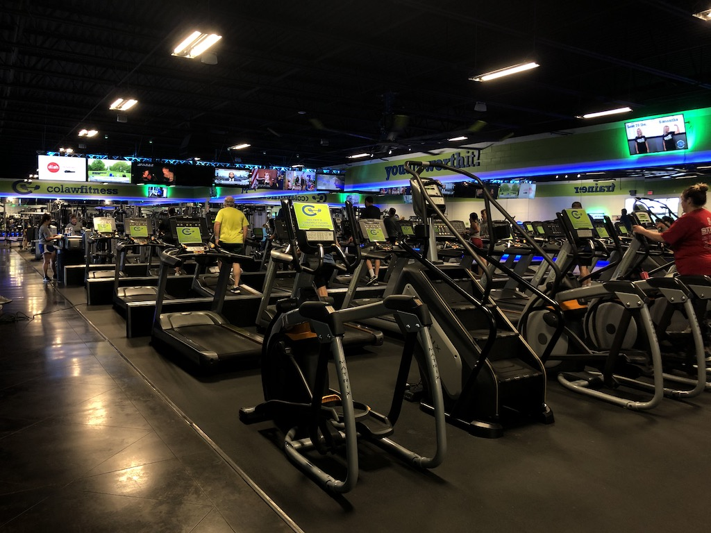 Gym Fitness Oklahoma City