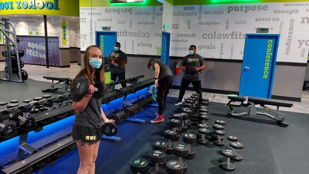 Best Gym In OKC | Obtain Great Results With Our Gym