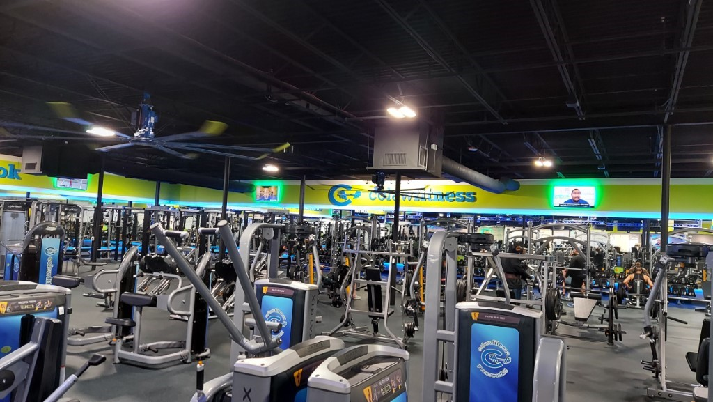 Gym Oklahoma City