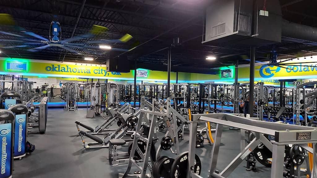 Best gym in OKC