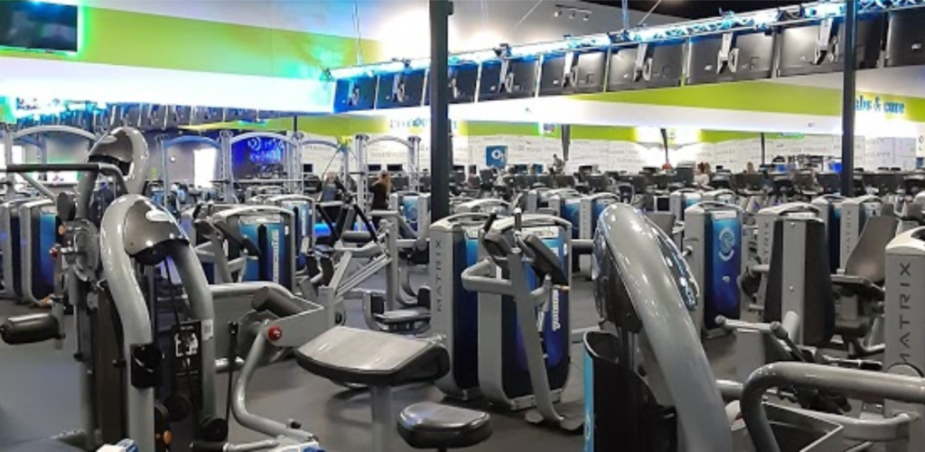 New gyms in Oklahoma City