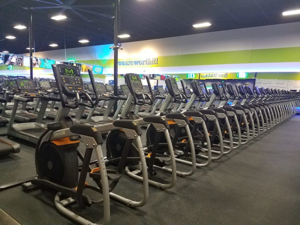 Best gym Oklahoma City