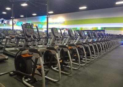 Arlington Texas Gyms