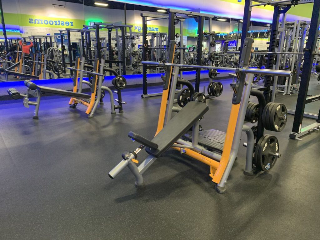 Top 5 Gyms OKC