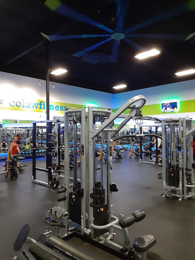 Oklahoma City Fitness Center