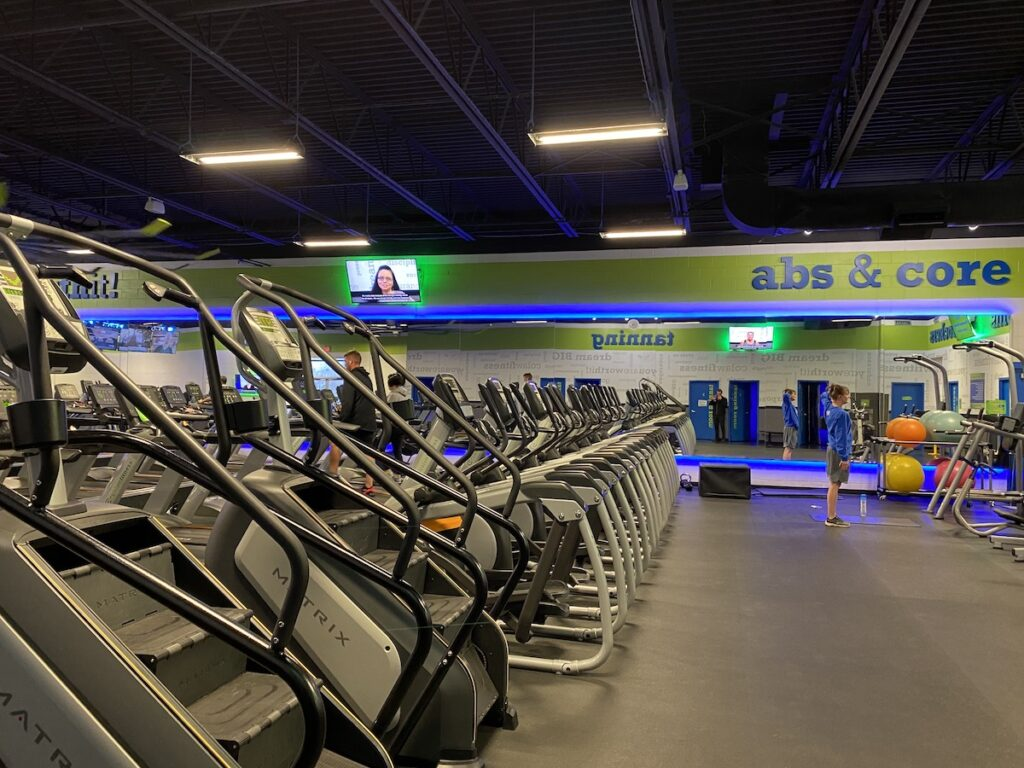 Arlington Fitness Center