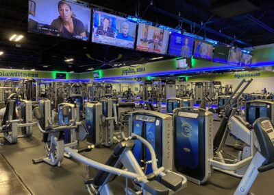 Topeka Gyms Colaw Fitness Gallery0019