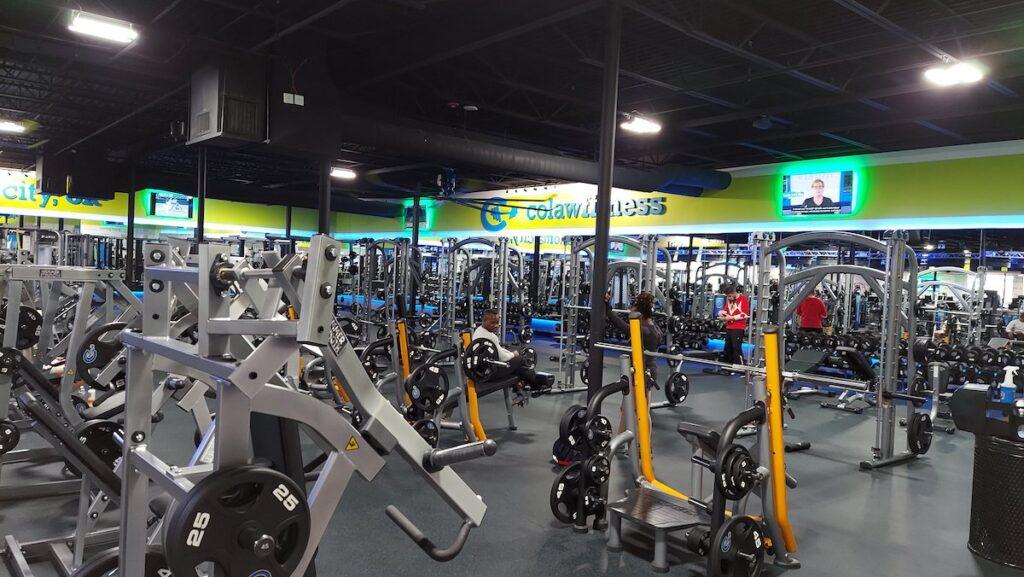 Fitness Oklahoma City