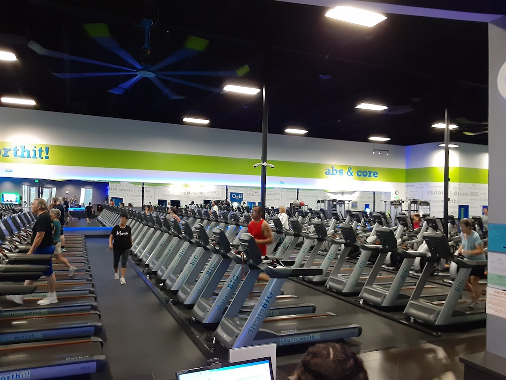 Best fitness center in Topeka