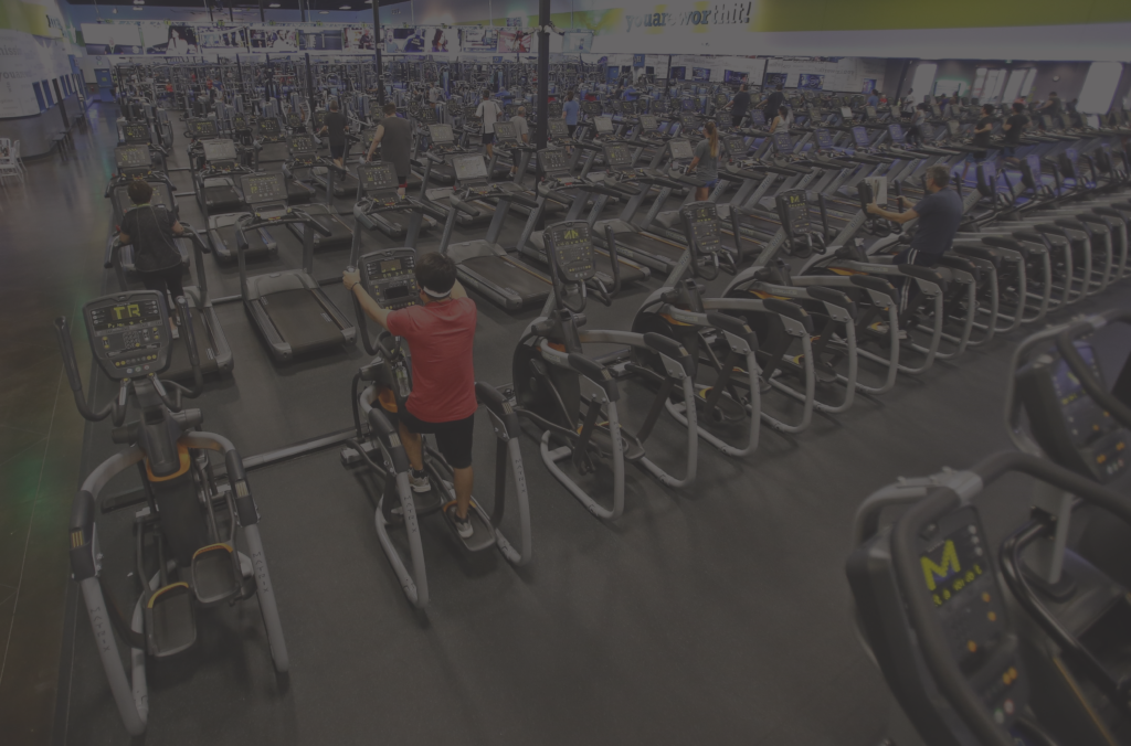 5 best gyms Arlington TX