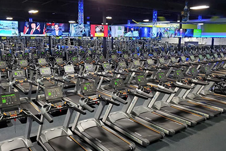 Arlington Gyms | The Amenities Are Unbelievable