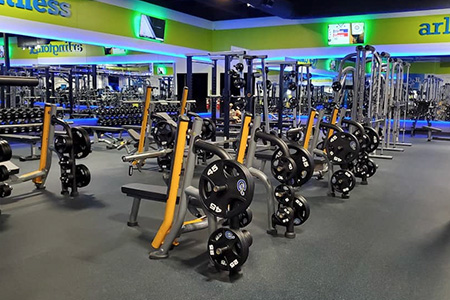 Affordable gym in Oklahoma City