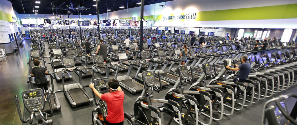 What is the best fitness center in Arlington TX